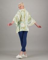 Women's Lorelei Kimono -  rust-milk
