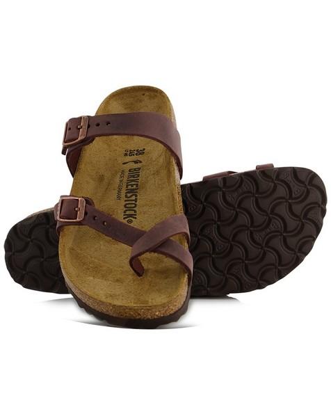 Birkenstock Mayari Sandal -  brown