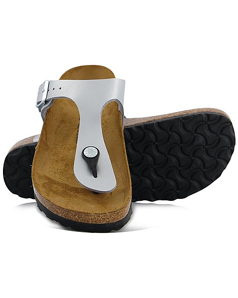 Birkenstock Gizeh Sandal -  grey