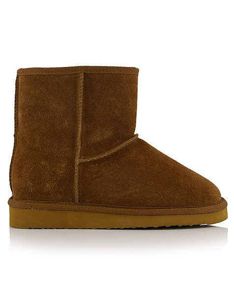 Poetry Miah Boot (Ladies) -  camel
