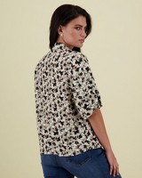 Poetry Macy Blouse -  assorted