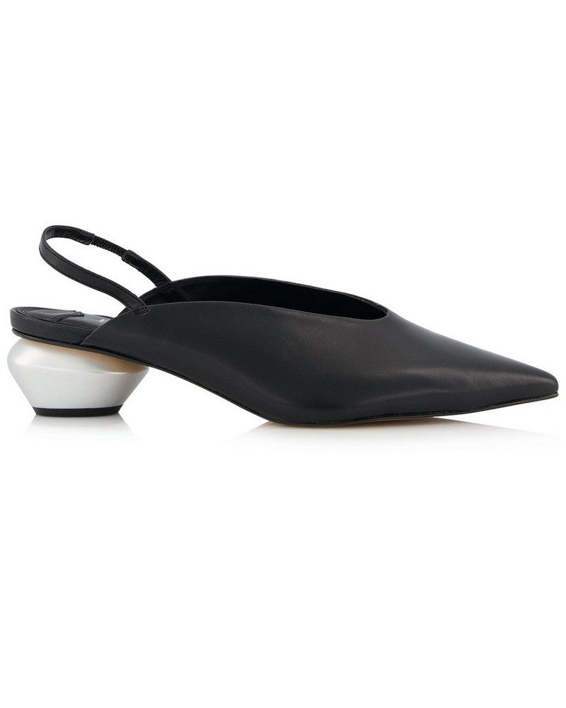 Tatianna Heel  -  black