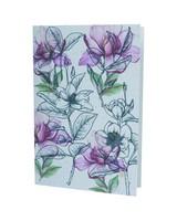 Soft Florals Card -  assorted