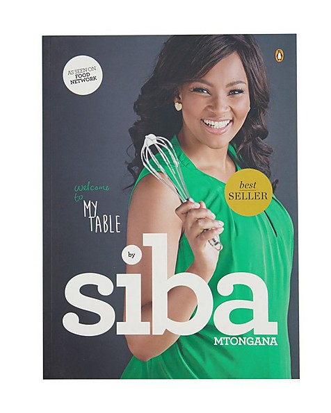 Welcome To My Table by Siba Mtongana -  assorted
