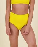 Faith Bikini Bottom -  yellow