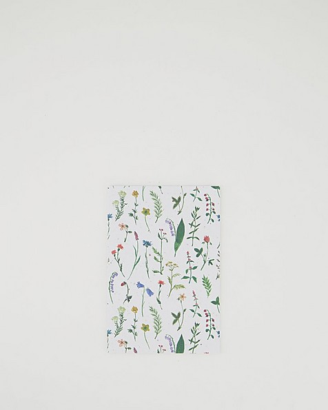 Wild Flowers Card -  assorted