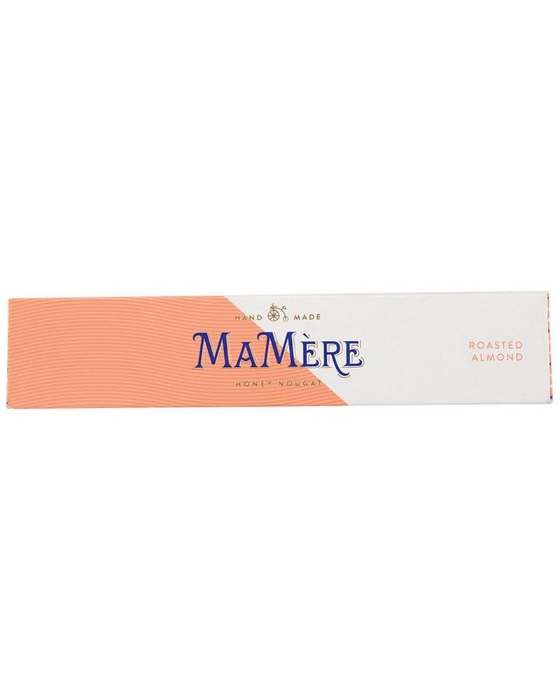 MaMère Almond and Cranberry Nougat Bar -  apricot