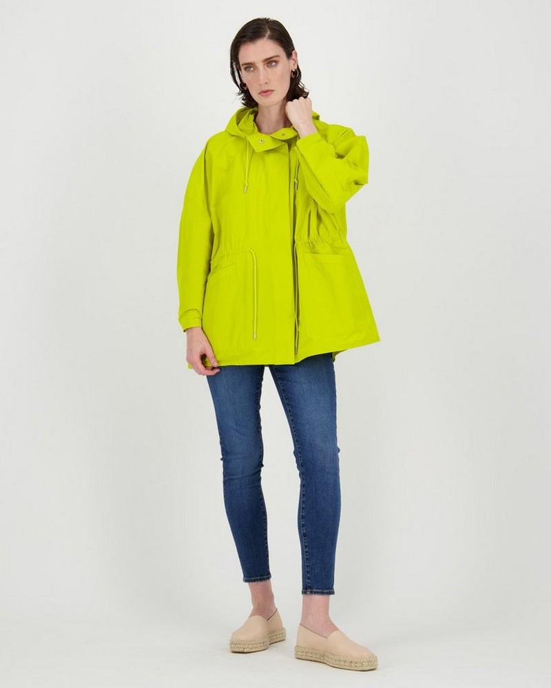 Poetry Sita Parka Jacket -  yellow