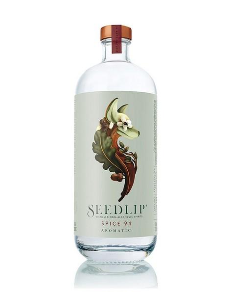 Seedlip Spice Non-Alcoholic Spirit 700ml -  assorted