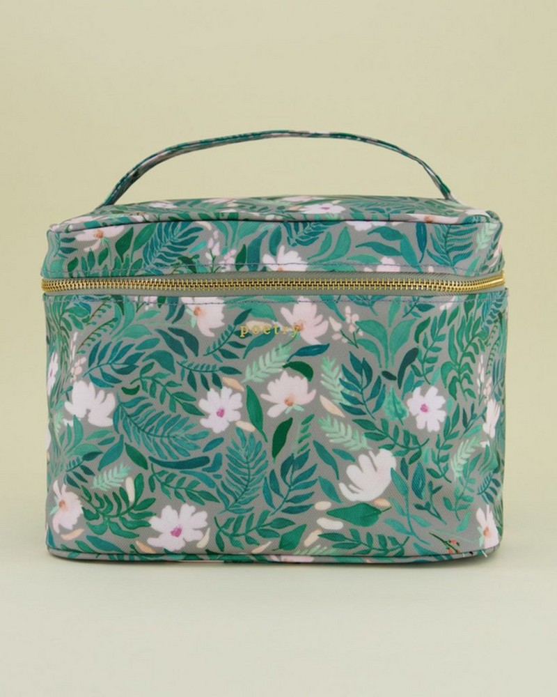 Blake Cosmetics Bag -  green