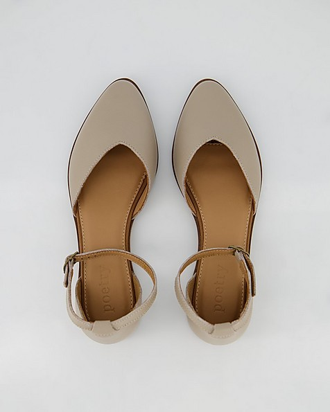 Lucy Shoe -  camel