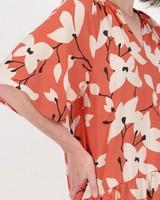 Ruth Dress -  orange