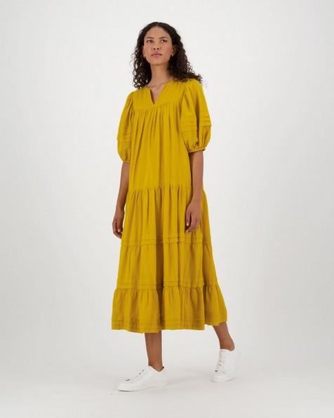 Lyra Dress -  yellow