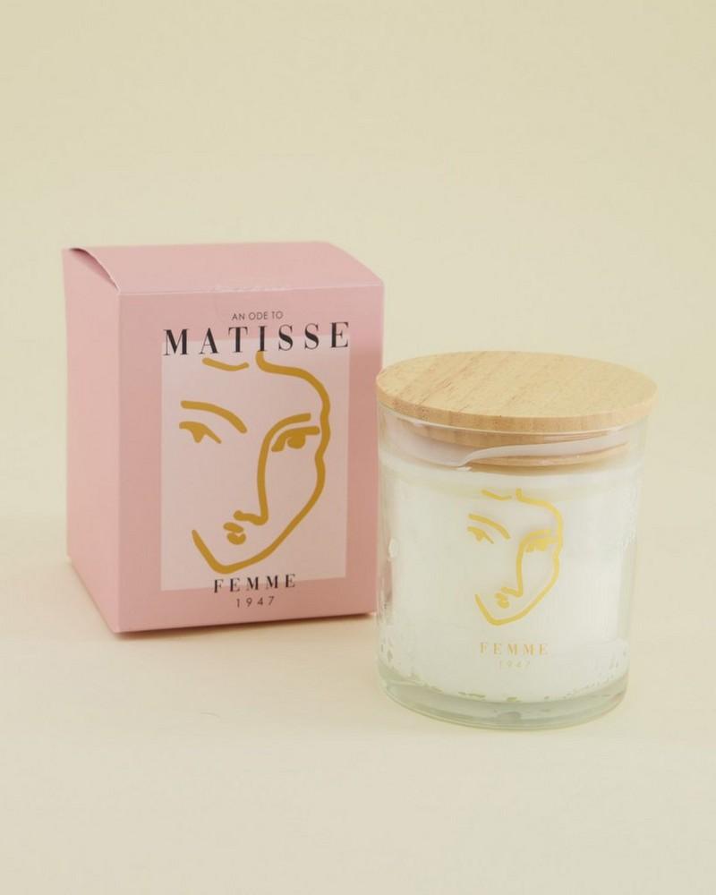 Matisse Femme Candle -  pink