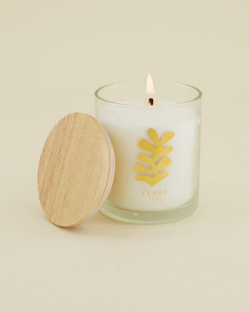 Matisse Flore Candle -  sage
