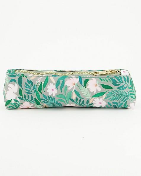 Angie Cosmetic Bag -  green