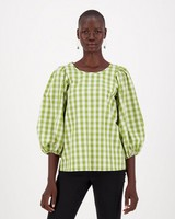 Elin Structured Popover -  green