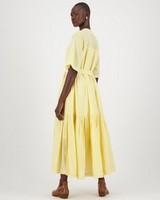 Poetry Gwenn Dress -  yellow