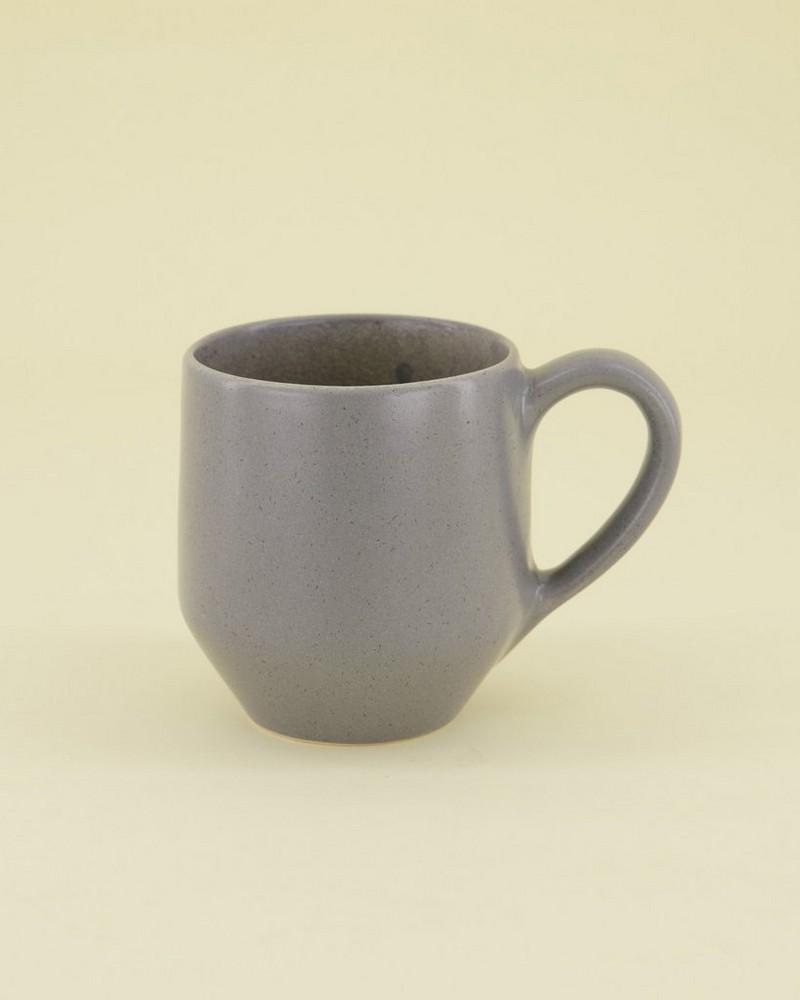 Ceramic Hampton Mug -  grey