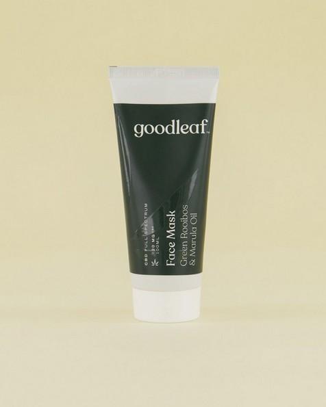Goodleaf CBD Face Mask -  green