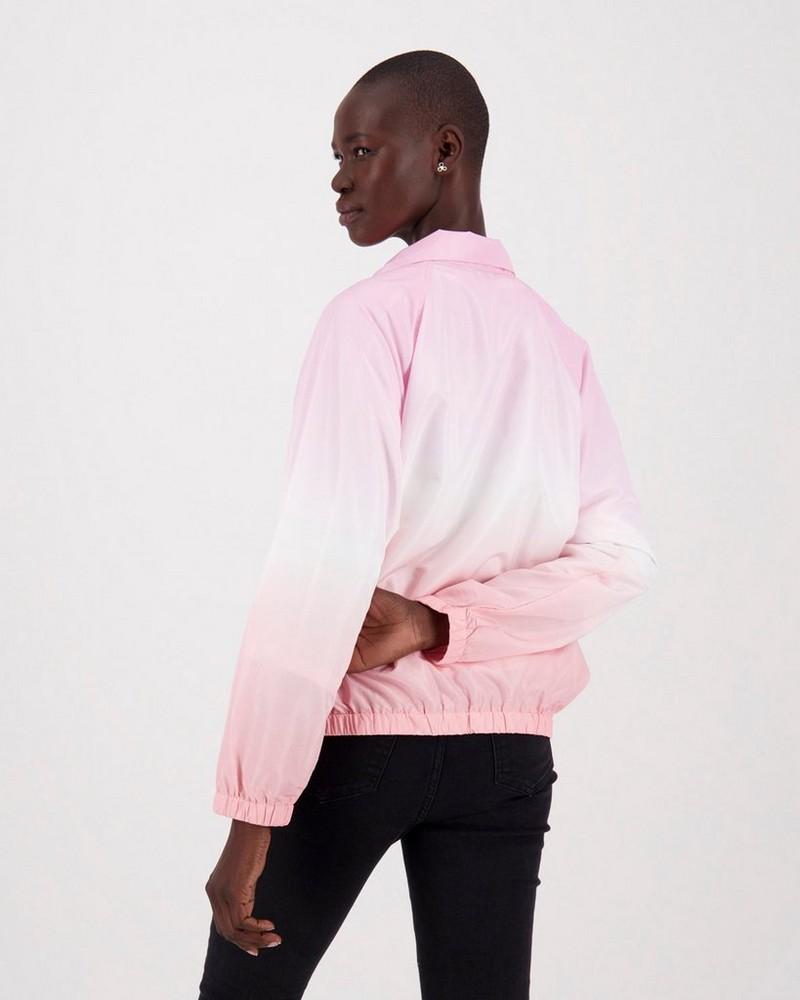 Minka Bomber Jacket -  pink