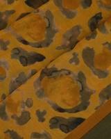 Kyoko Abstract Animal Scarf -  yellow