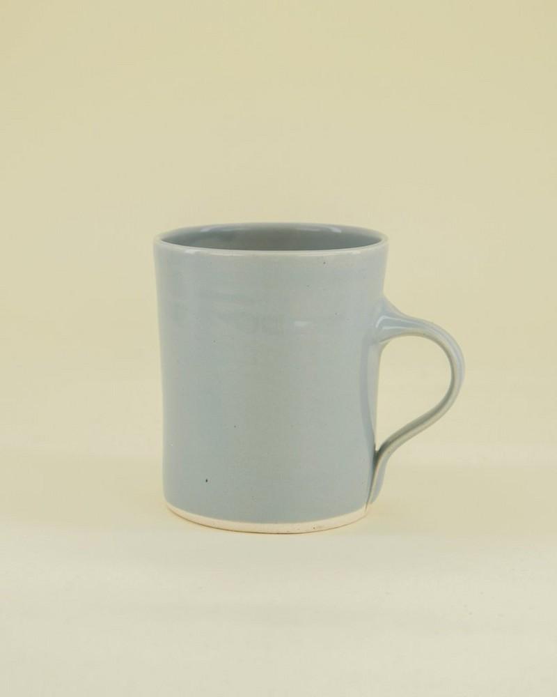 Wonki Ware Oyster Mug -  blue