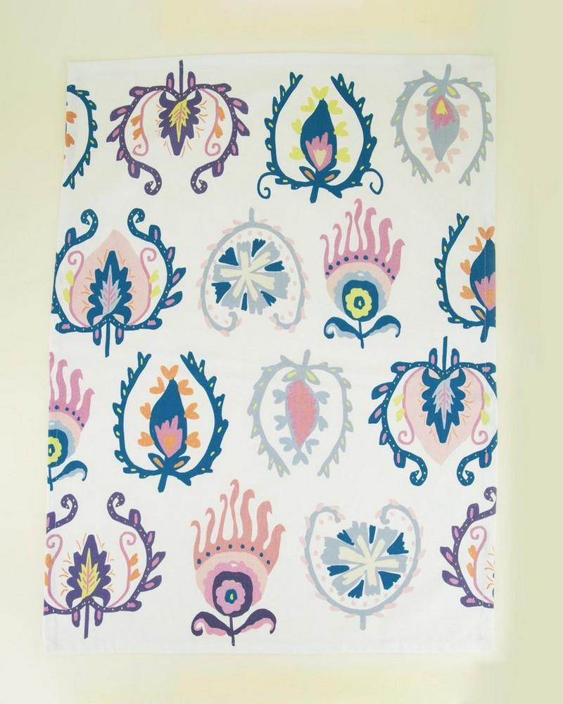 Abstract Tea Towel -  assorted
