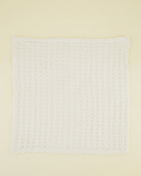 Waffle Dish Cloth (Three-Pack) -  lightpink