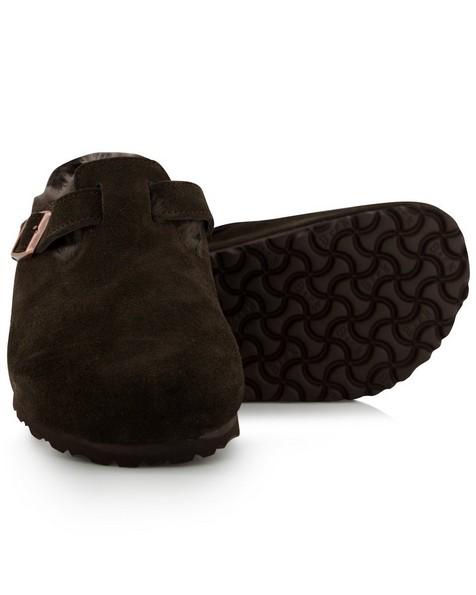 Birkenstock Boston Clog  -  chocolate