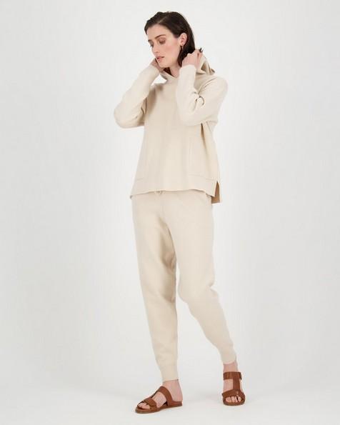 Aerin Knitwear Jogger -  camel