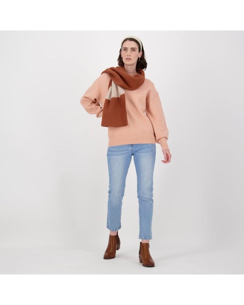 Tori Knitwear -  dustypink