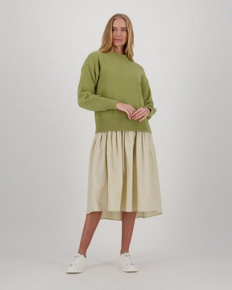 Tori Knitwear -  green