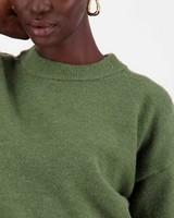 Tori Knitwear -  darkolive