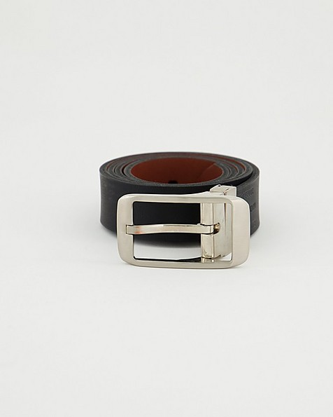 Naomi Reversible Belt -  black