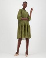 Zaira Dress -  lightolive