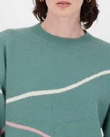 Aubrey Pullover -  bottlegreen