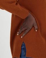 Emmy Knitwear -  rust
