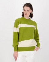 Demi Pullover -  green