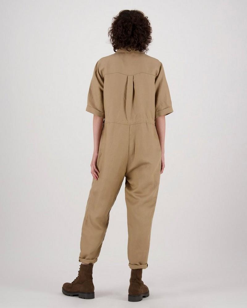 Finn Jumpsuit -  camel