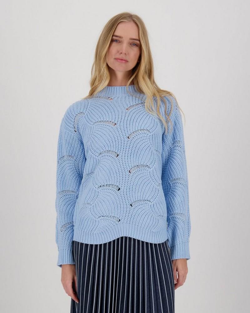 Leighton Jumper -  blue