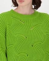 Leighton Jumper -  green