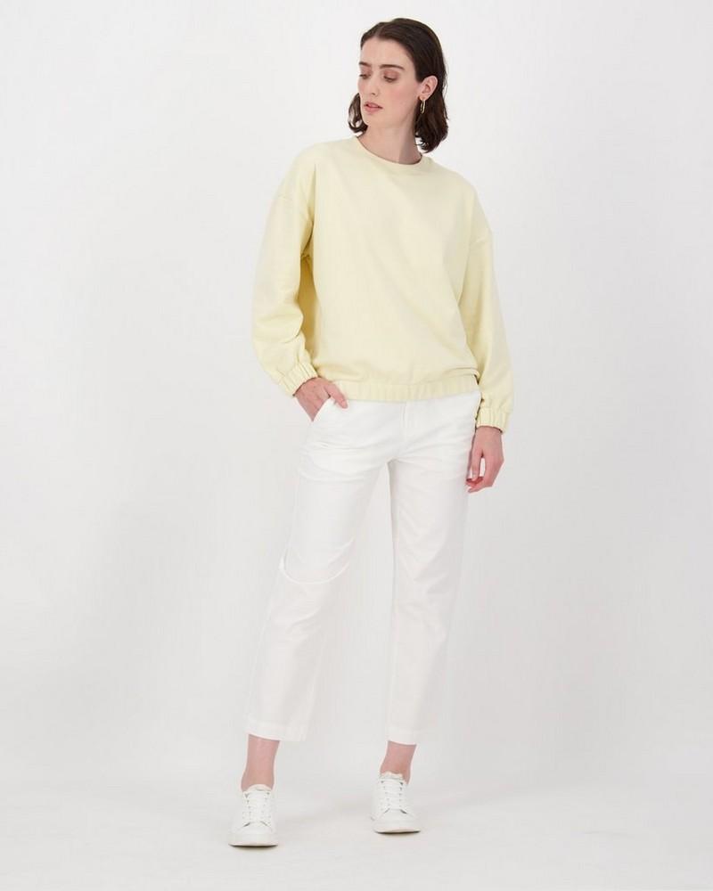 Moss Sweater -  bone