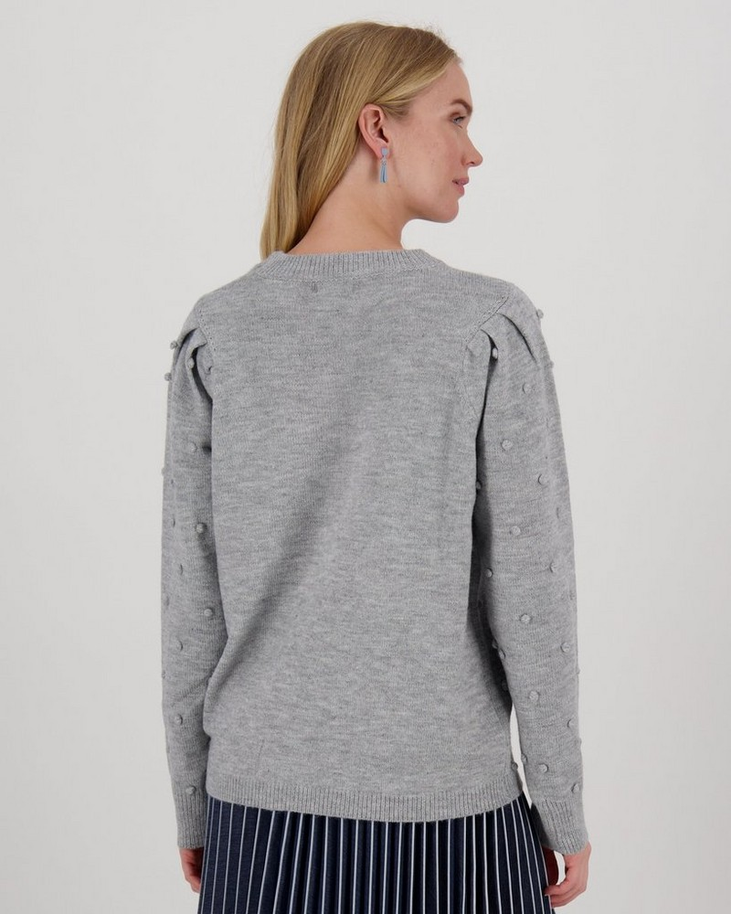 Venice Knitwear -  grey