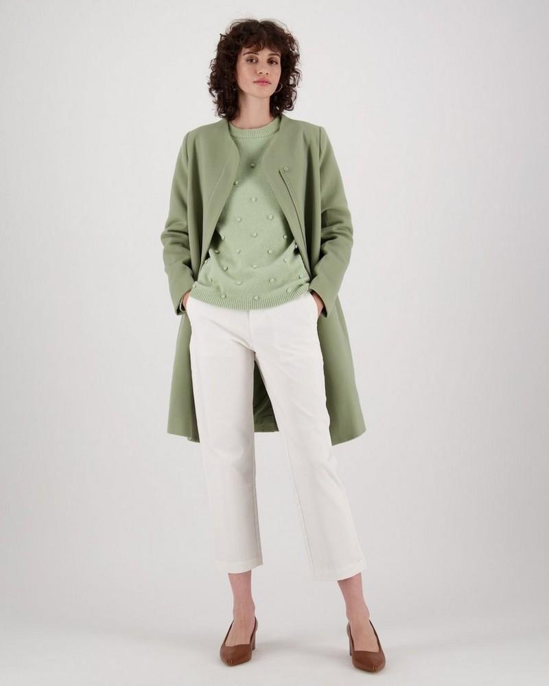 Venice Knitwear -  sage