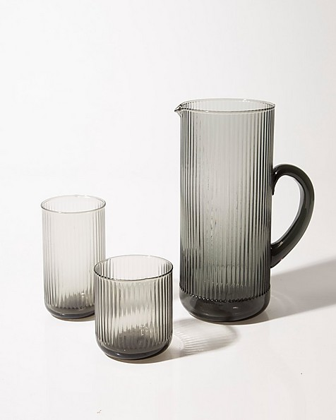 Tall Billy Tumbler -  charcoal