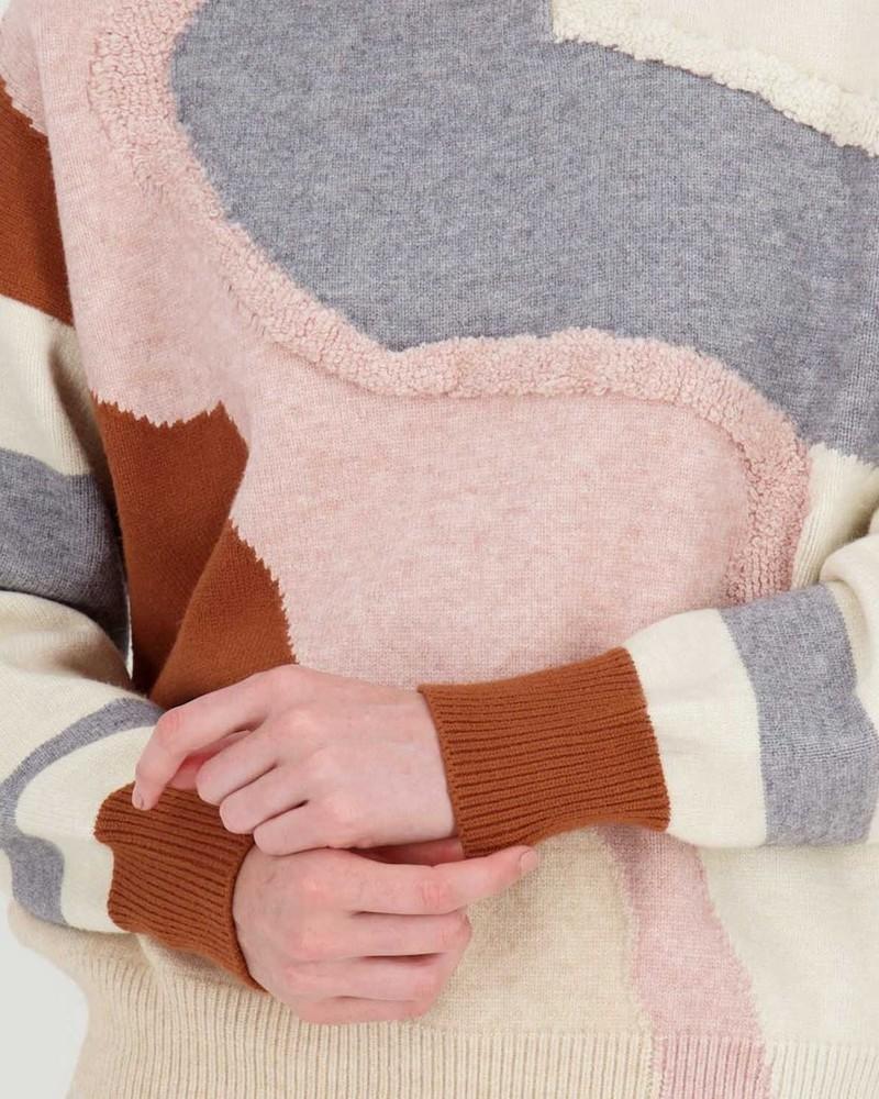 Maxine Knit -  pink