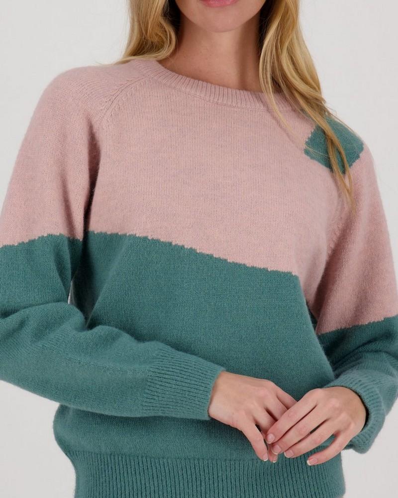 Alexa Pullover -  pink