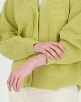 Sasha Cardigan -  green
