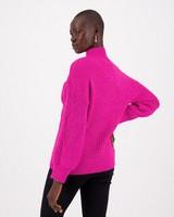 Millie Knitwear -  pink